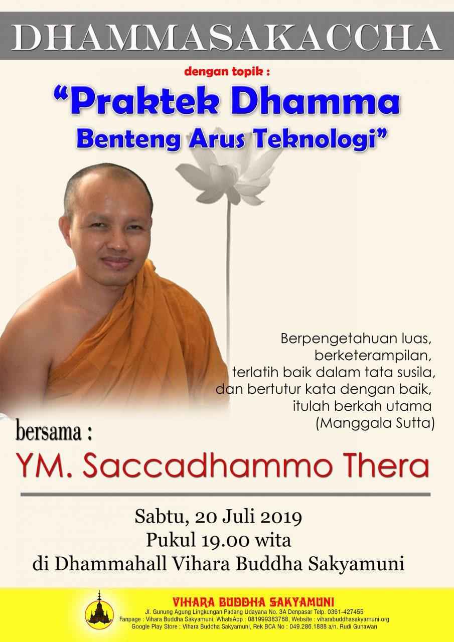 saccadhammo 20 juli dhammasakaccha