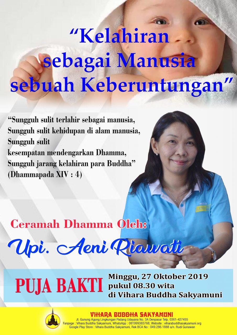 Aeni Riawati 27 Oktober